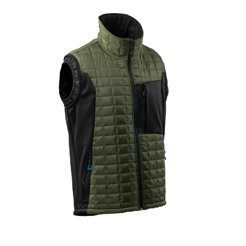 Mascot 17165 thermo vest groen.jpg