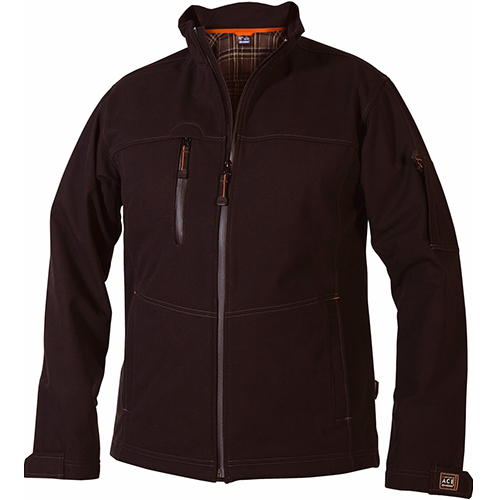 Björnkläder Carpenter ACE Softshell jas