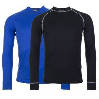 Craft Active Multi Thermo Shirt 2-pack Z/B (op = op)