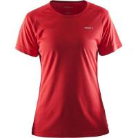Craft dames t-shirt Prime Tee - rood